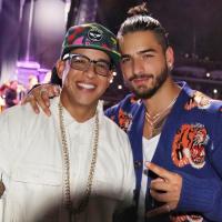 Maluma con Daddy Yankee