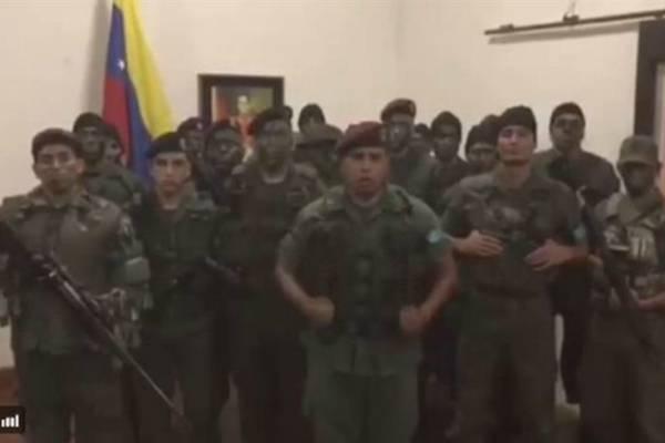Grupo militar sublevado