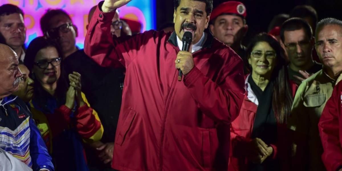 """Nicolás Maduro: """"Fue una operación financiada desde Miami y desde Colombia"""""""