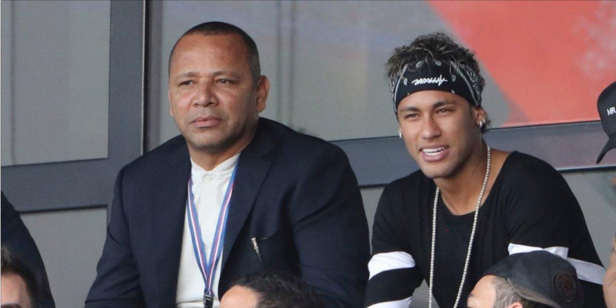El padre de Neymar rompe el silencio y revela qué motivó a su hijo a marcharse