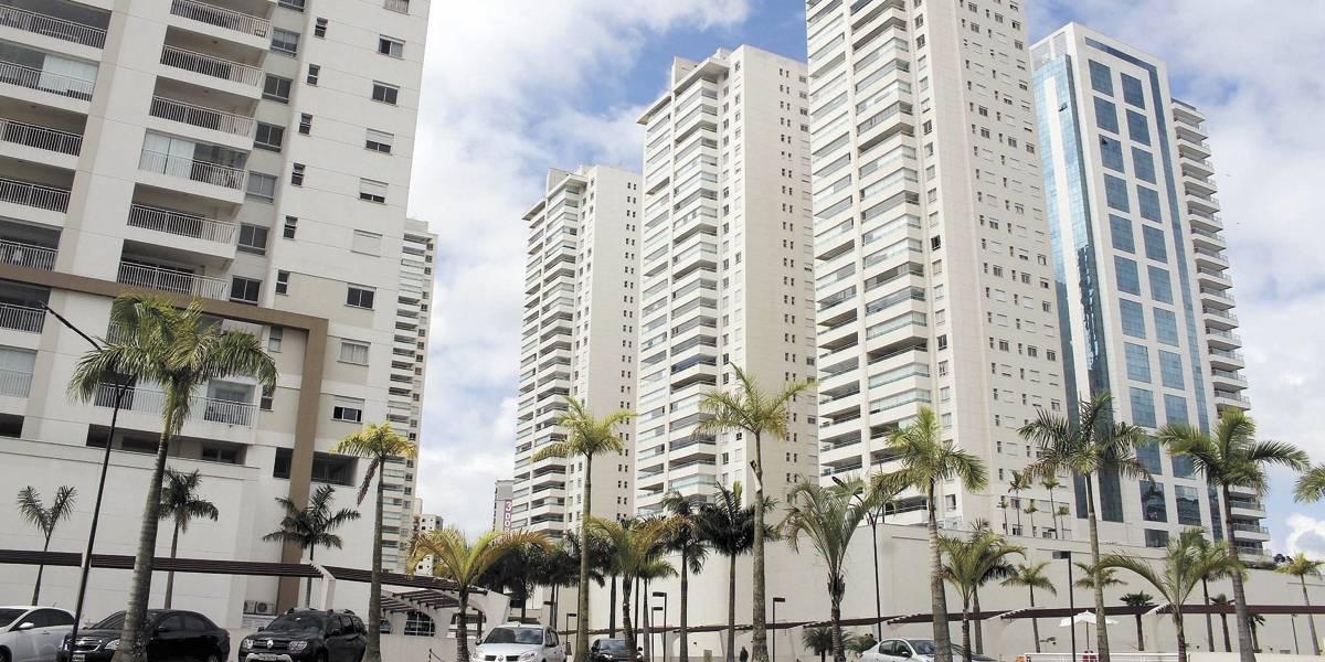 Preço  de aluguel de imóvel novo sobe em São Paulo