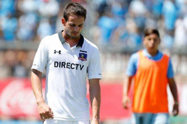 Rivero pretendía marcharse a Belgrano de Argentina / Photosport