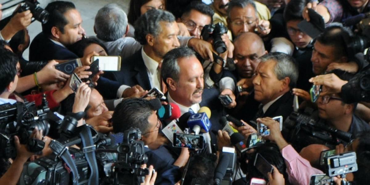 Inicia formalmente proceso para remover a delegado de Tláhuac
