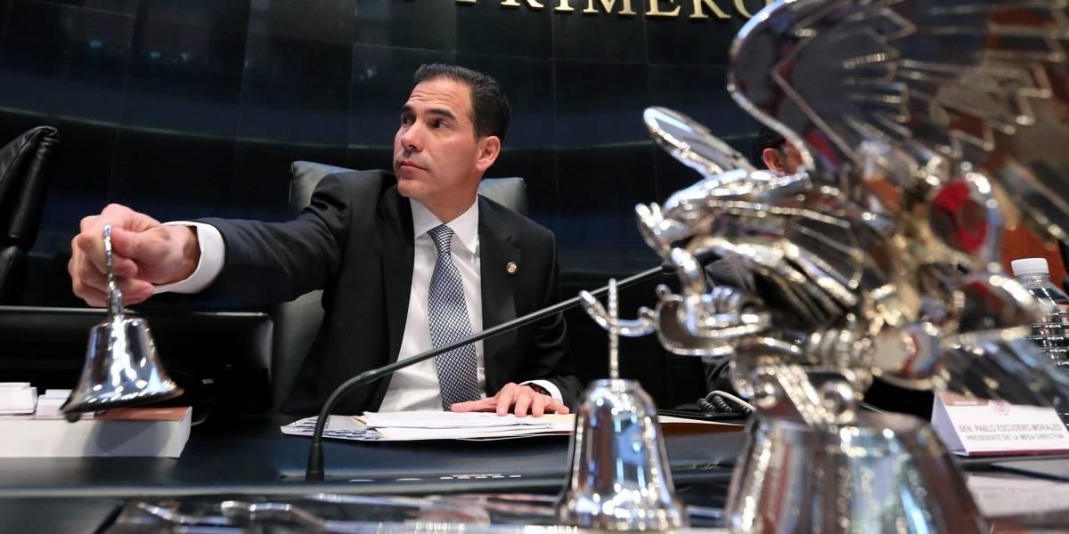 Escudero invita a empresarios a dialogar sobre el TLCAN