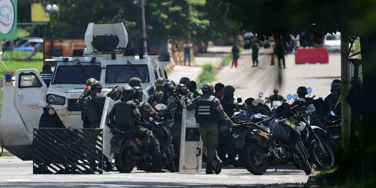 Un muerto y un herido de gravedad dejó sublevación de grupo militar en Venezuela