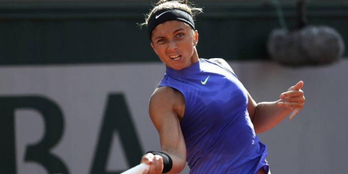 Tenista italiana fue suspendida por supuesto caso de dopaje