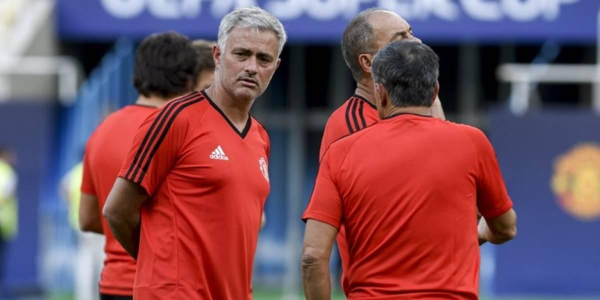"""José Mourinho """"coquetea"""" con Gareth Bale para ficharlo en Manchester United"""