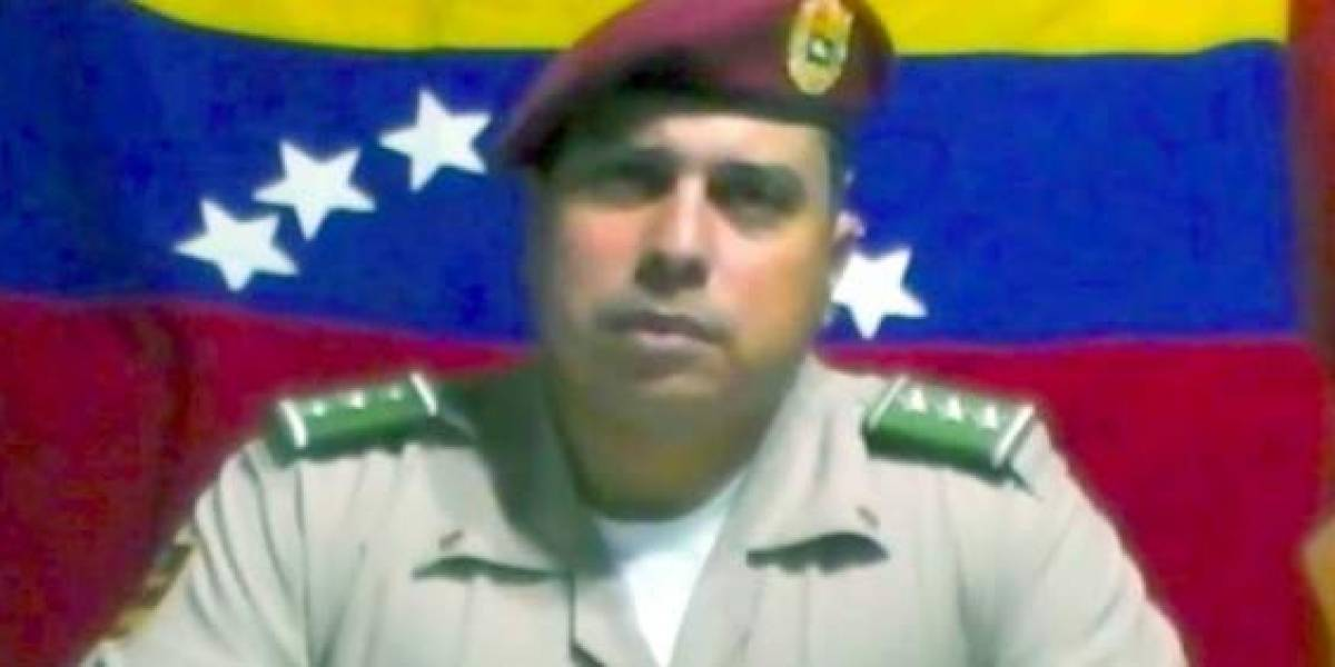 Quién es Juan Caguaripano, el militar que se rebeló contra Maduro