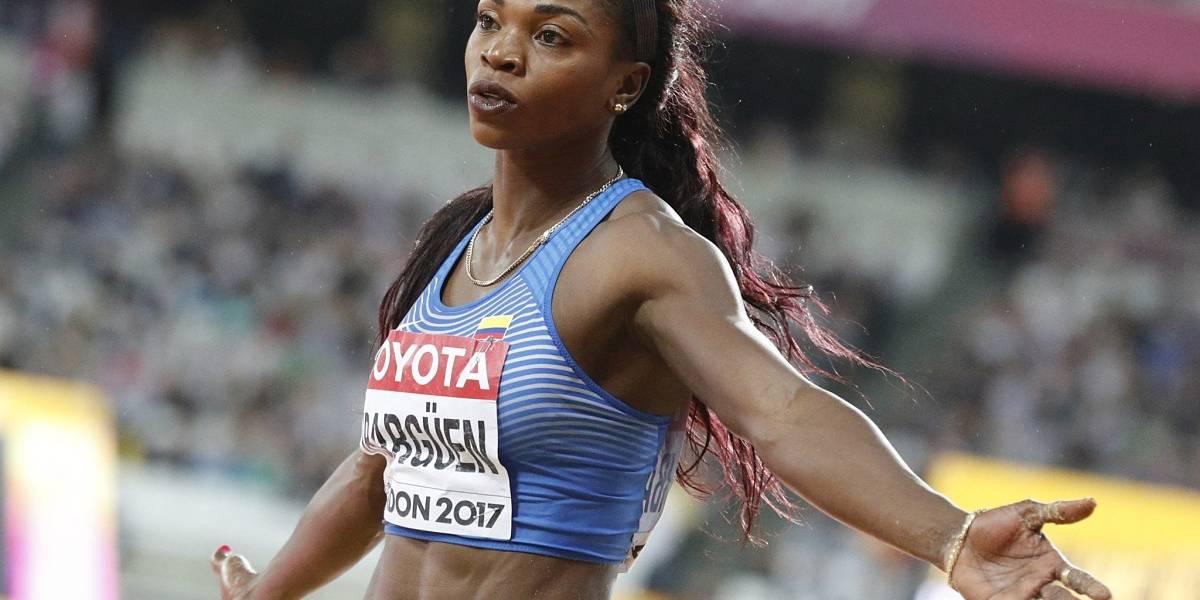 Caterine Ibargüen ganó el premio a mejor atleta mundial del año