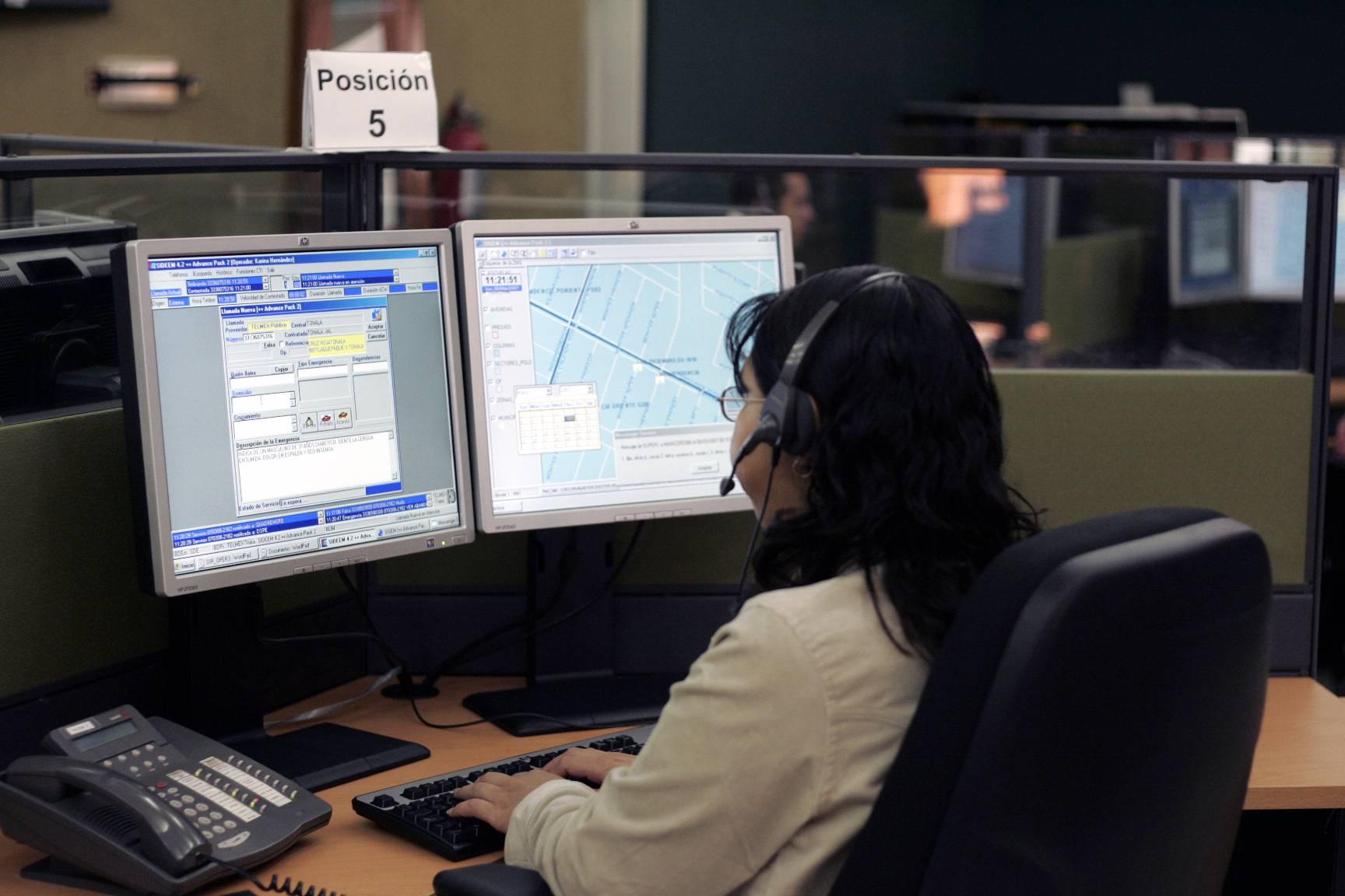 Con llegada del 911 se alentó la atención de emergencias