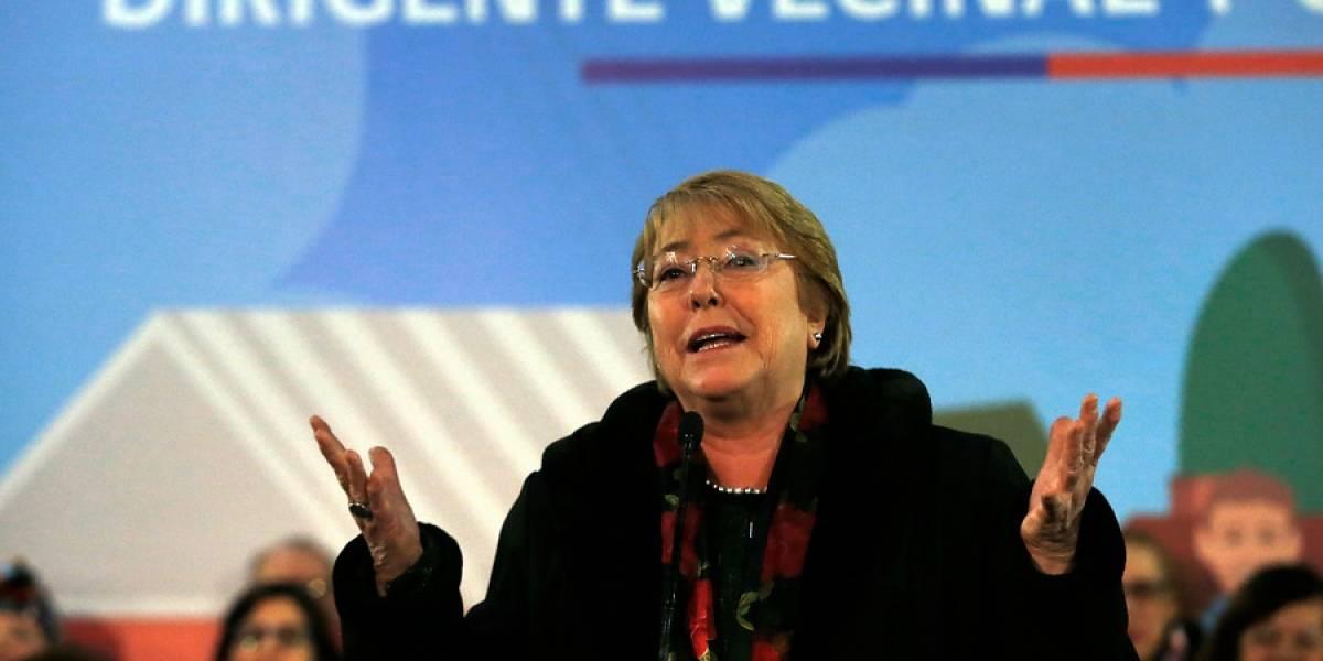 Tarjeta Adulto Mayor del Metro no tendrá restricción de viajes — Bachelet