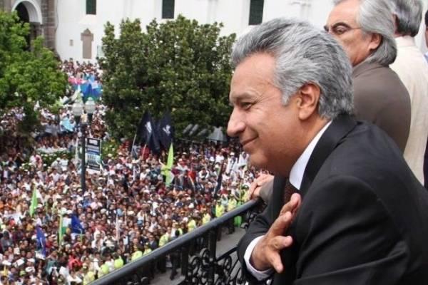 Lenín Moreno sobre lucha contra la corrupción: No me voy a amedrentar