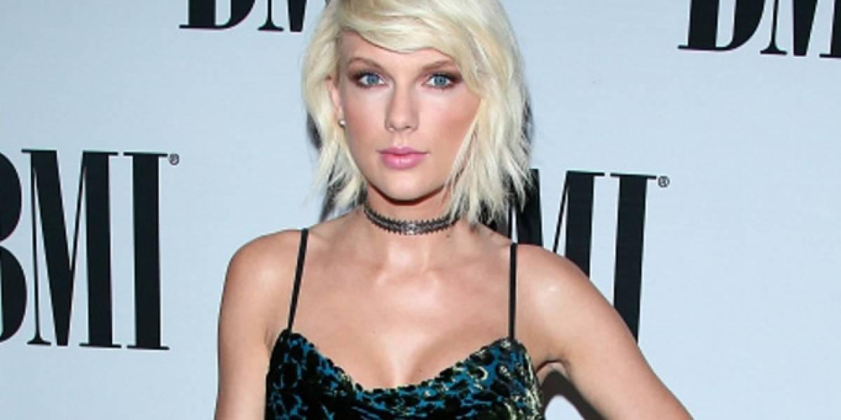 Taylor Swift inicia juicio contra presentador de radio que la manoseó en 2013