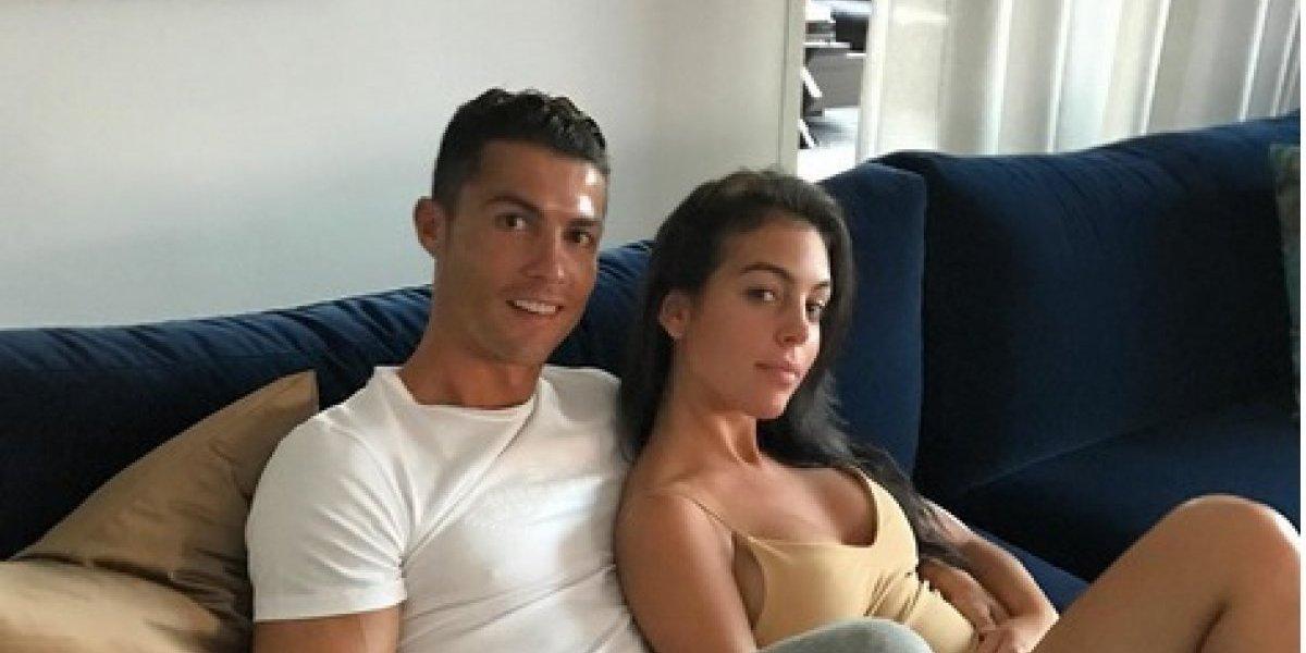 Revelan sexo del próximo hijo de Cristiano Ronaldo
