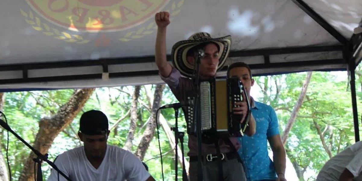 El ritmo de acordeones se tomó el puente festivo en Nocaima