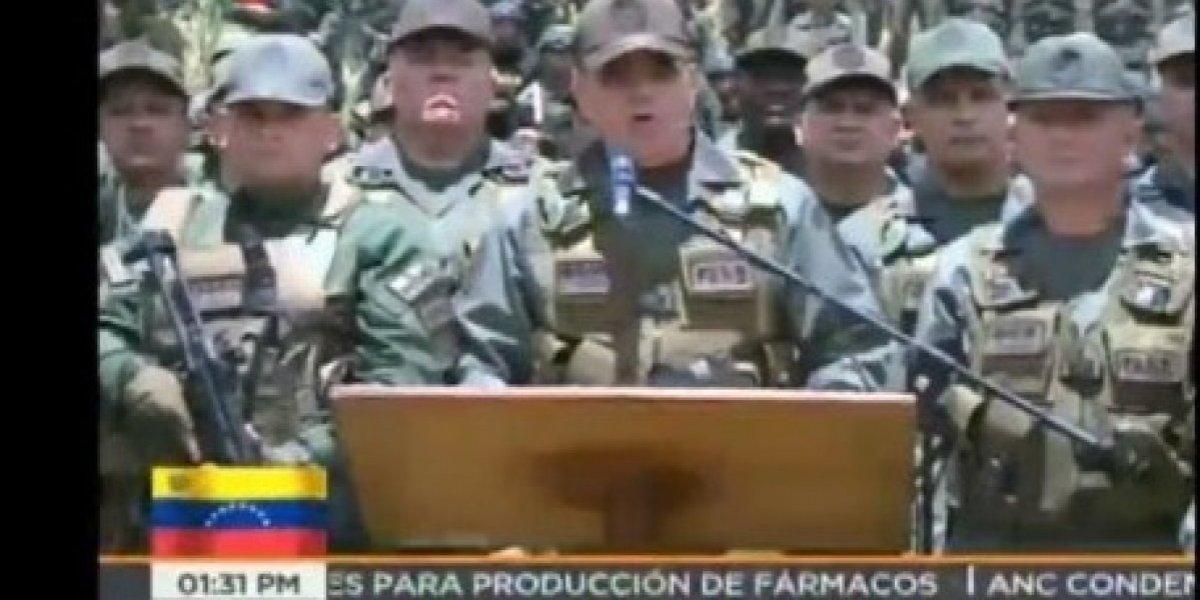 Venezuela: Ministro de defensa intenta acallar sospechas de un golpe militar contra Maduro