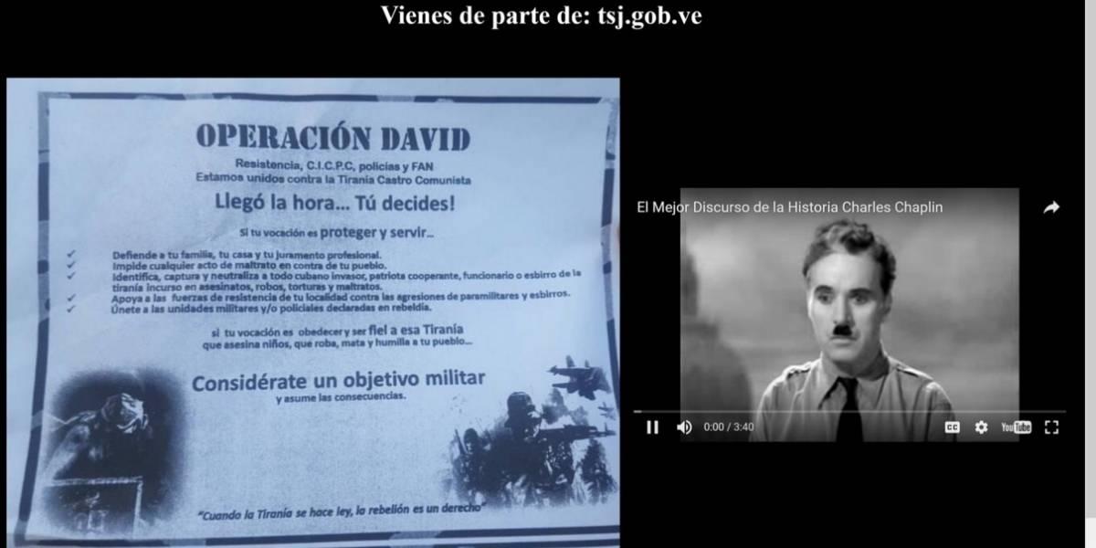 """""""Operación David"""": 40 sitios web venezolanos fueron hackeados contra el gobierno de Maduro"""