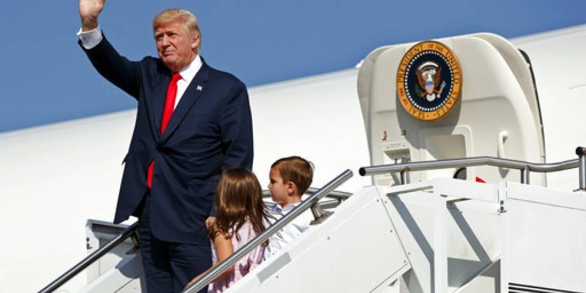 Trump con apoyo para las elecciones de 2020