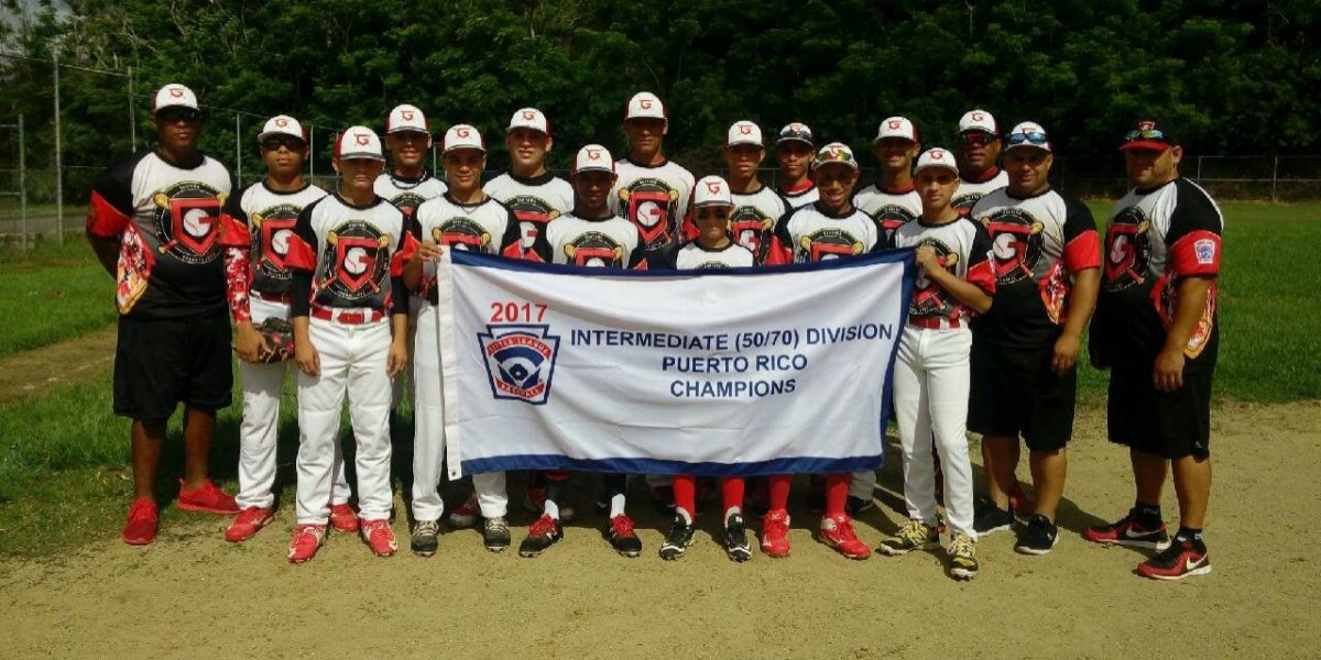 Puerto Rico gana el Little League Intermediate World Series