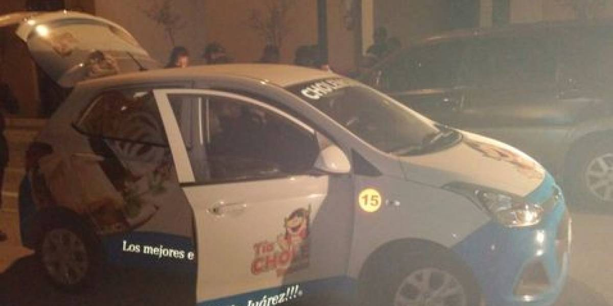Detienen a cuatro por vender droga en carro de tamales en NL