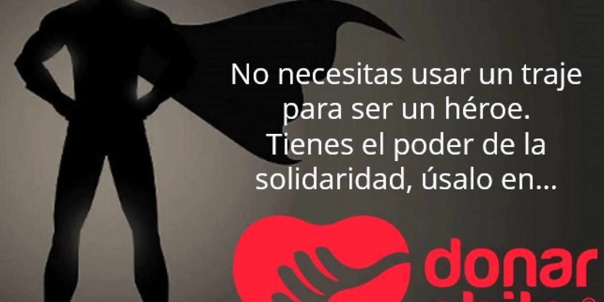 Donar Chile