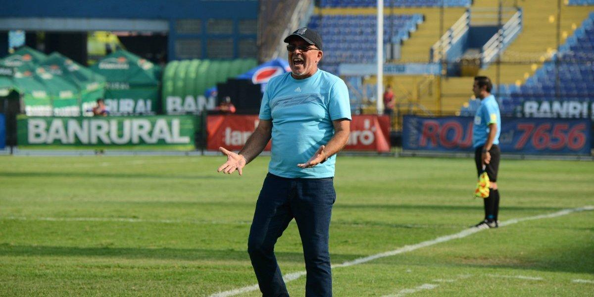 Cobán tendrá un técnico interino tras la salida de Ariel Sena