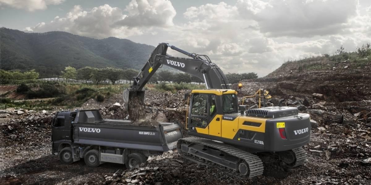 Volvo Construction Equipment presenta nueva excavadora para Latinoamérica