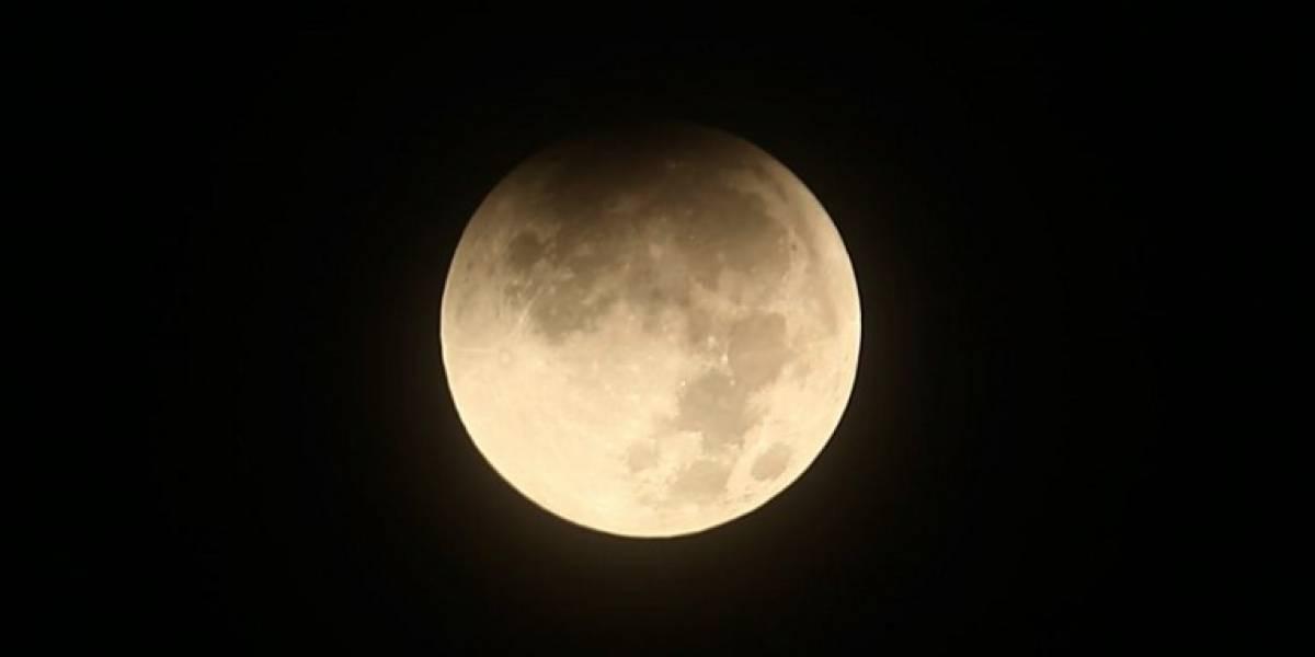 VIDEO. Revive el eclipse lunar parcial del 7 de agosto