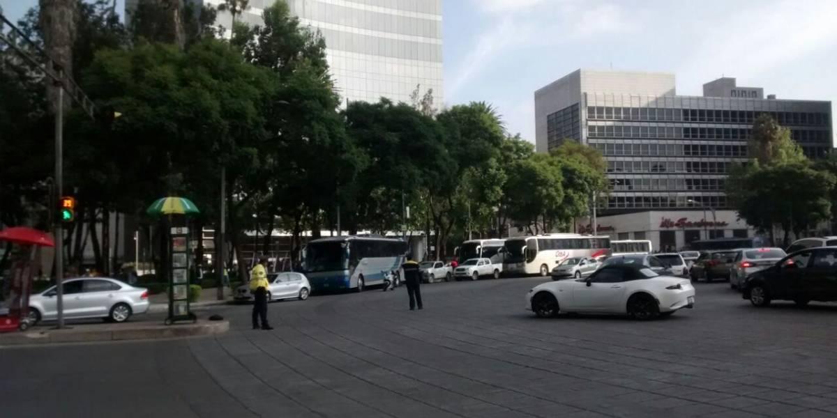 Marchas afectarán diversas vialidades en la CDMX