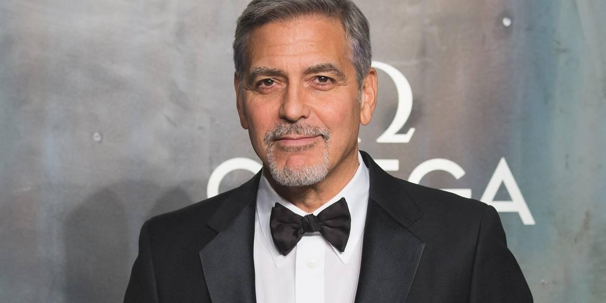 Ativistas LGBT+ criticam George Clooney por alerta a vizinhos de Brunei