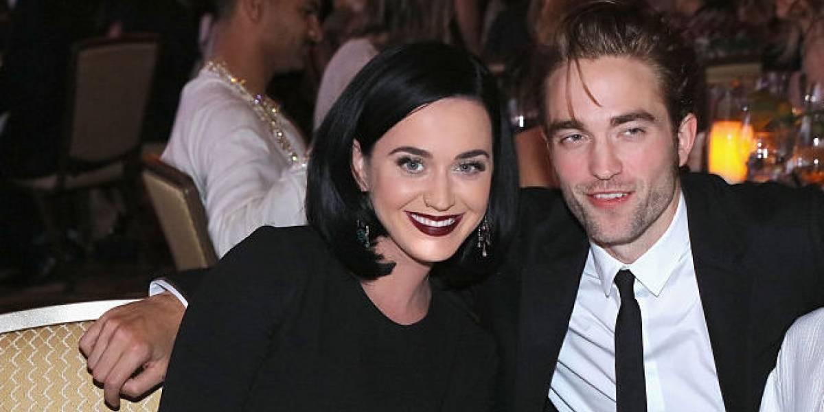 Katy Perry y Robert Pattinson despiertan rumores de romance