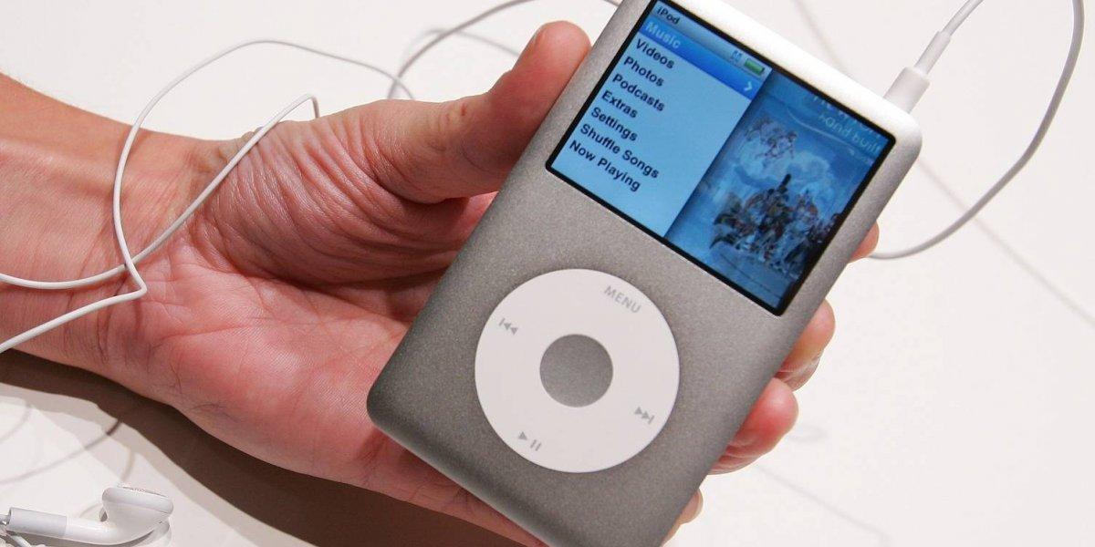 Aumentan ventas del iPod classic gracias al éxito de Baby Driver