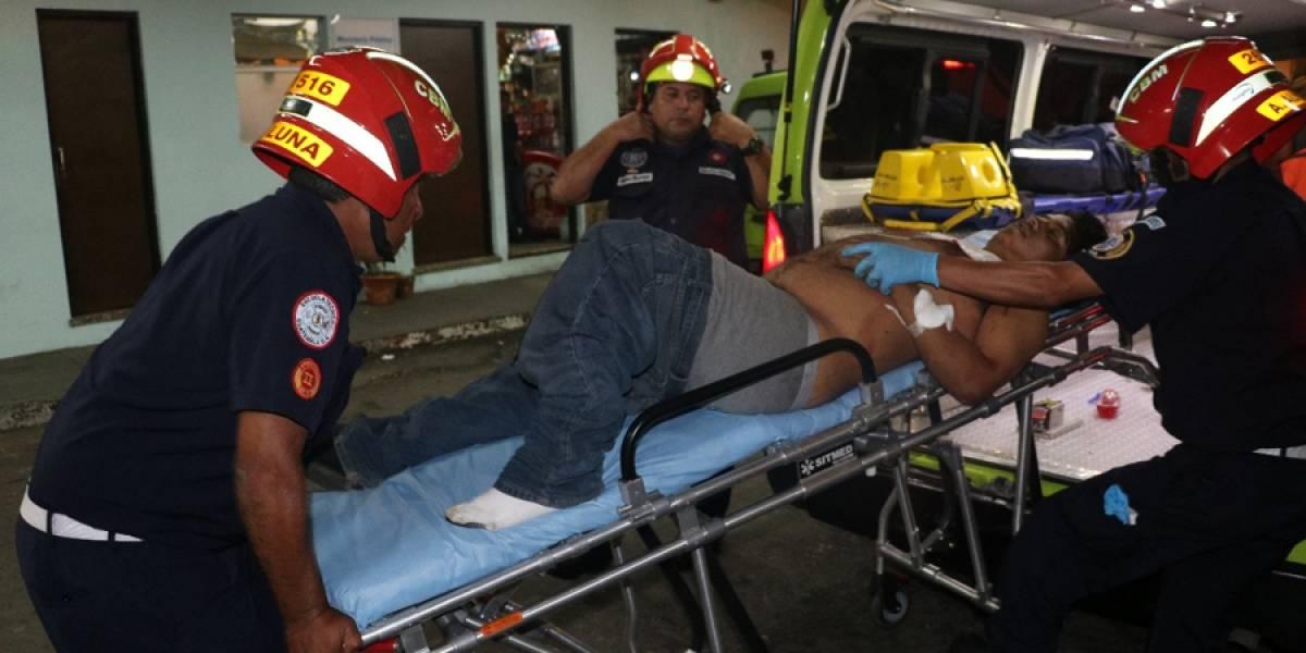 Balacera en colonia El Paraíso II, zona 18, deja dos muertos