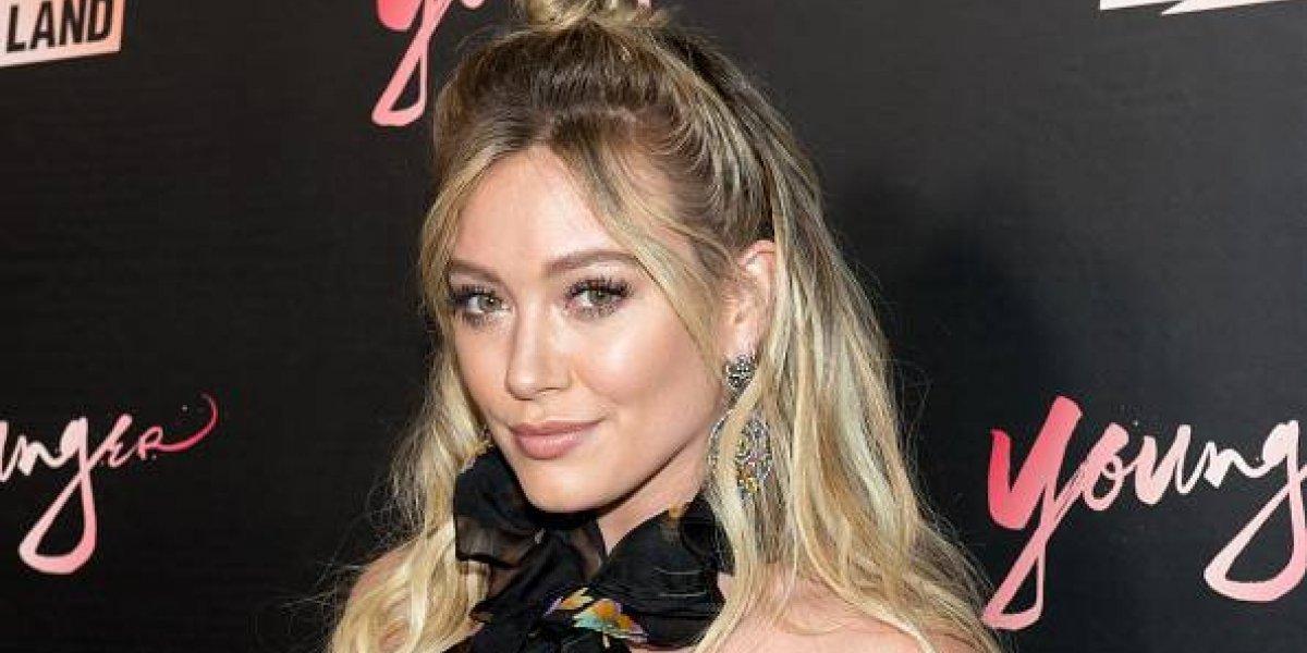 Hilary Duff se siente orgullosa de sus imperfecciones y los muestra con una sexy foto