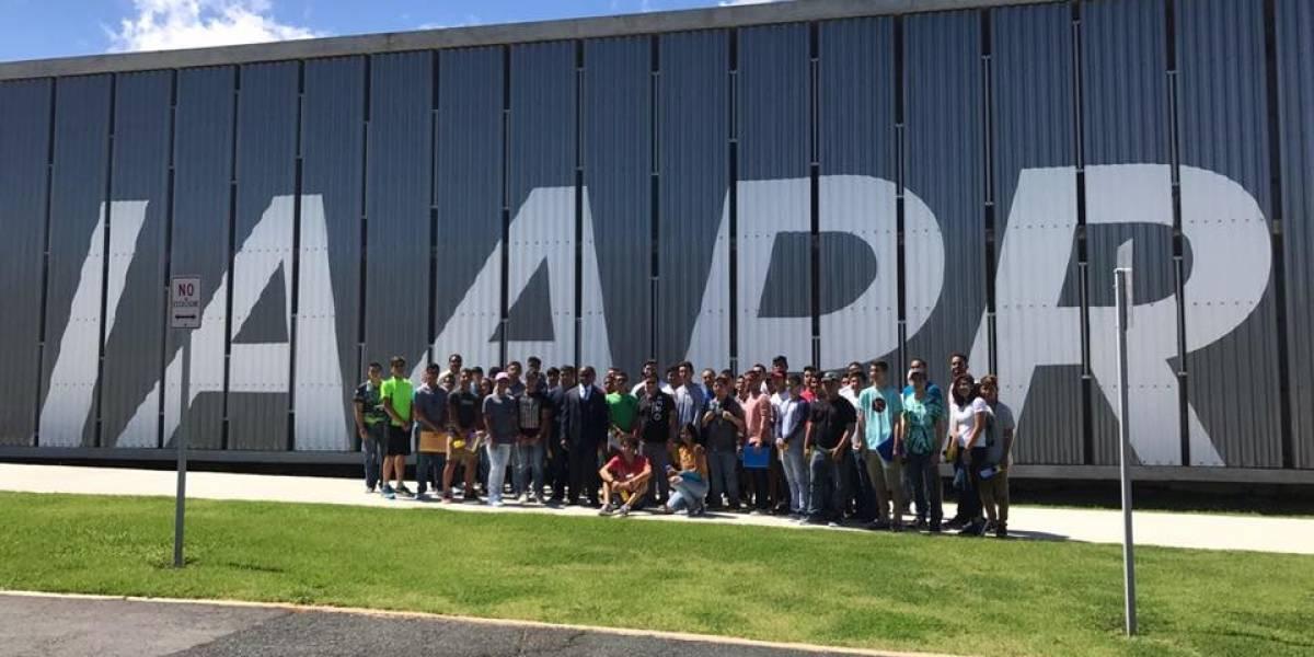 Instituto de Aeronáutica y Aeroespacial abre sus puertas