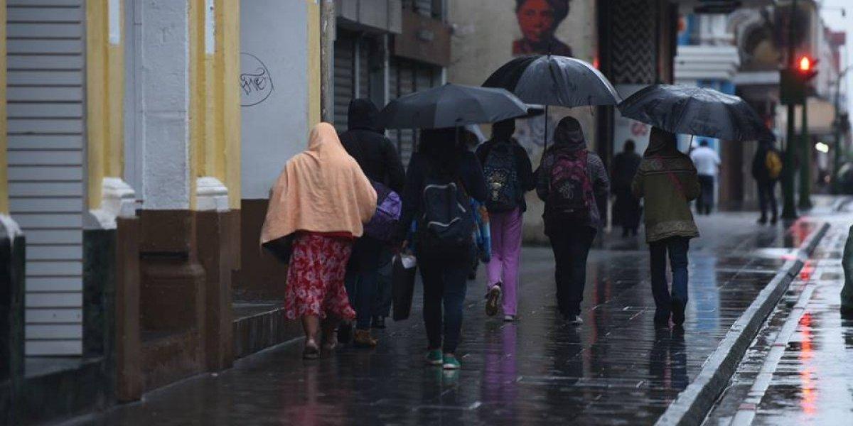 Durante siete días habrá lluvia y estas son las razones