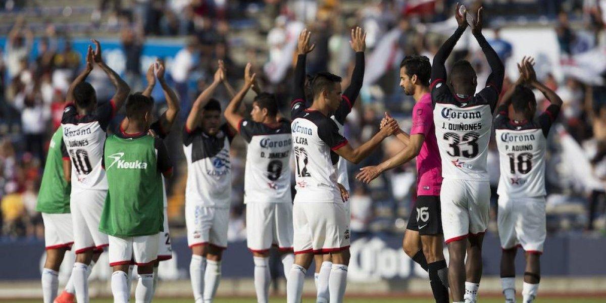 Lobos BUAP se une a la lista de recién ascendidos con buen debut en Primera