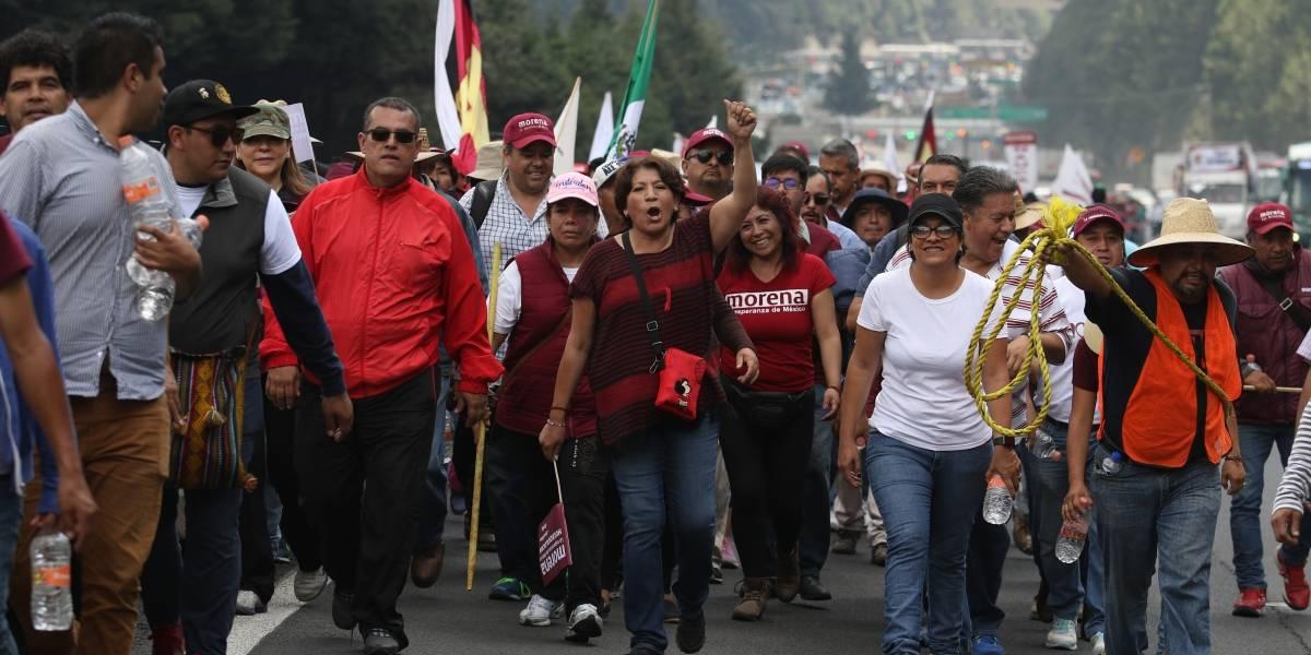 Delfina Gómez protestará ante el IEEM para que Del Mazo no sea designado gobernador del Edomex