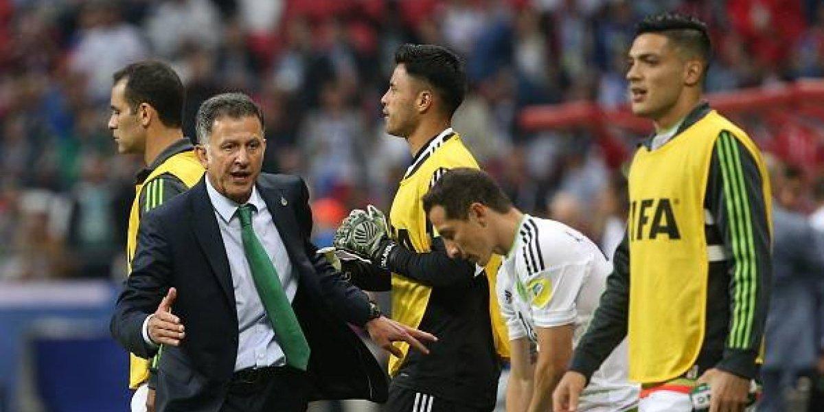 Jesús Martínez presenta decálogo para mejorar al Tricolor