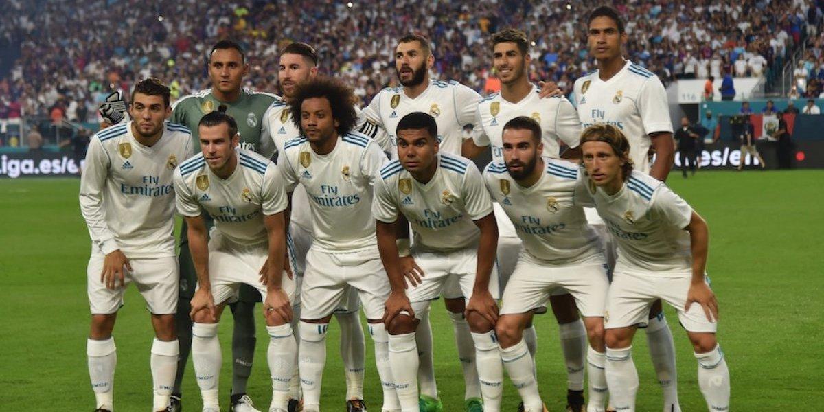 Mourinho dice que está dispuesto a pelear por una estrella del Real Madrid