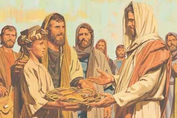 Arqueólogos descubren sitio donde Jesús multiplicó los panes