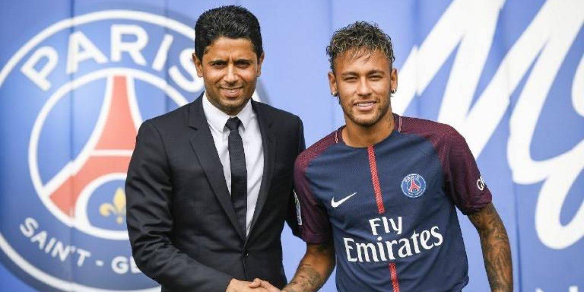 Neymar demandaría al FC Barcelona por el pago de una prima