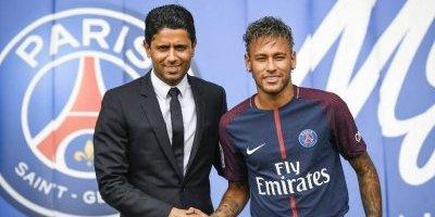 Neymar había acordado su pase al PSG en junio, afirmaron en Portugal