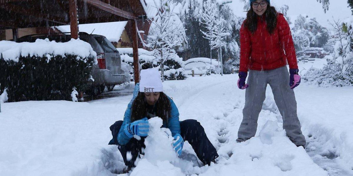 """¿Cuánto cuesta ir """"a la nieve"""" para personas que no tienen auto?"""