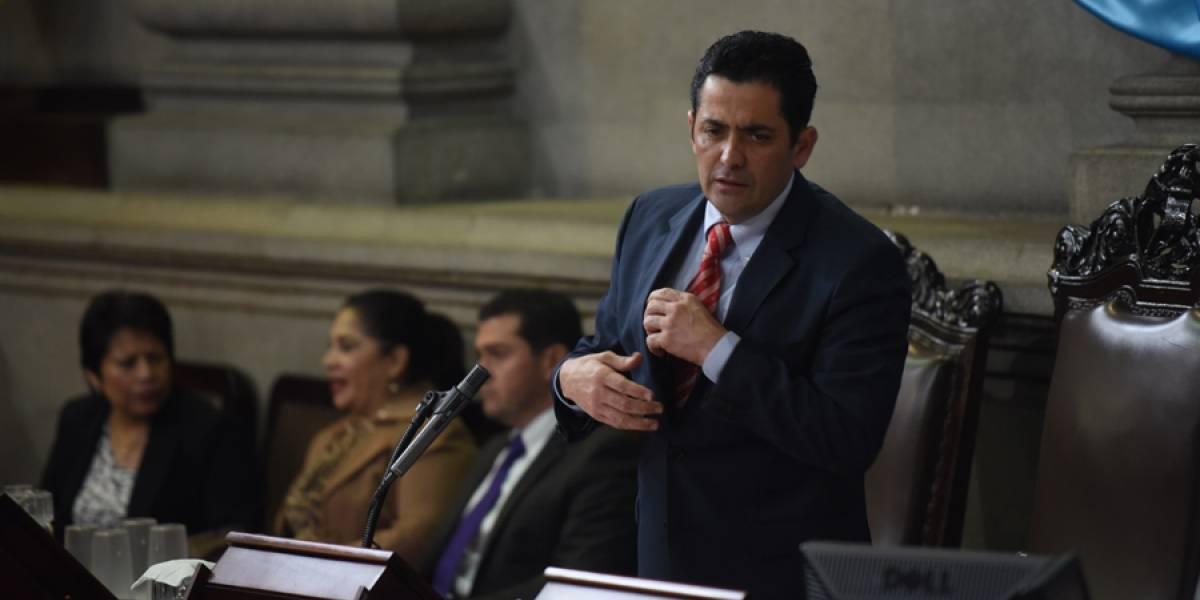 """Chinchilla: """"Hay gente buena en el Congreso de la República, no todo es malo"""""""