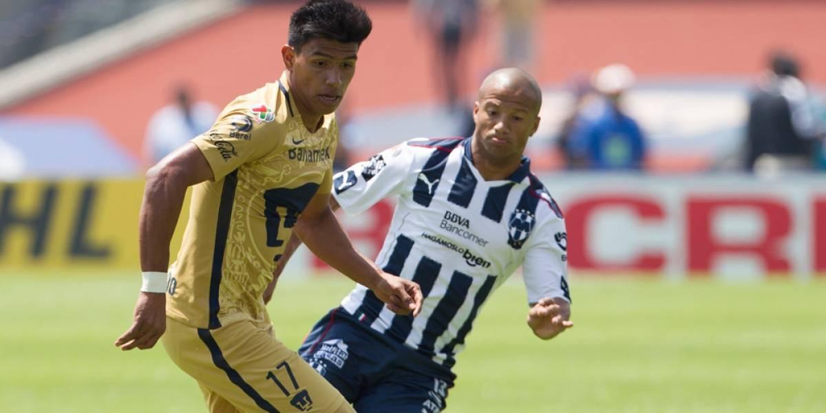 Adelantan media hora encuentro entre Pumas y Rayados en Copa MX