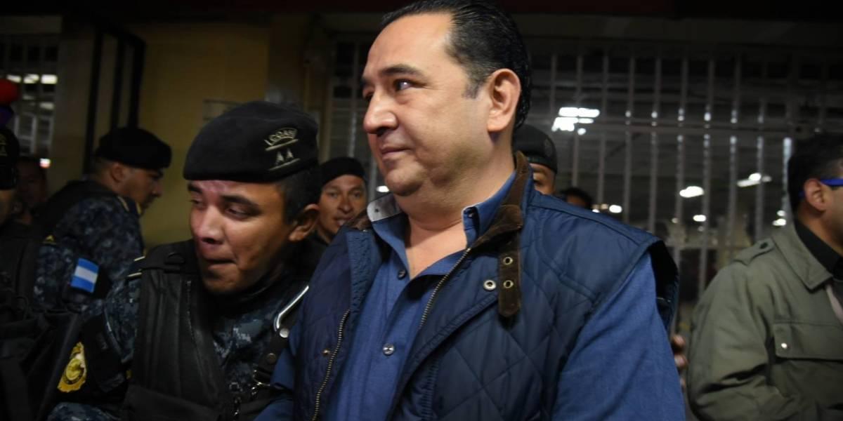 Sammy Morales presenta amparo para dejar sin efecto resolución que lo envía a juicio