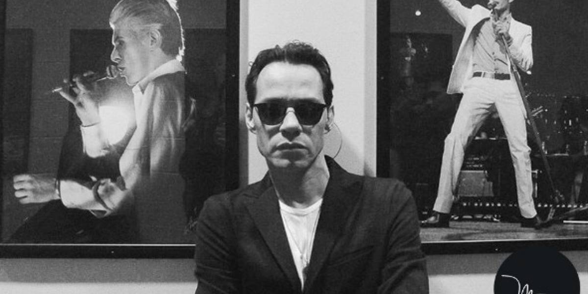 Marc Anthony manda a callar a Trump
