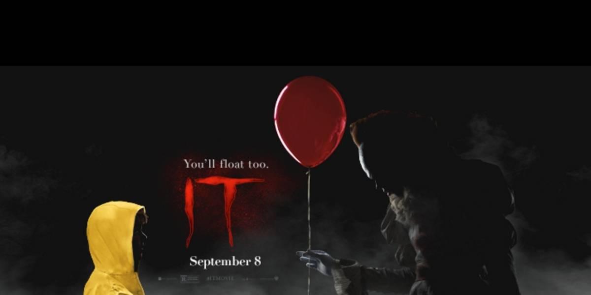 Revelan nuevas y terroríficas imágenes de Pennywise de 'IT'