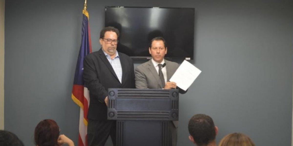 Legisladores del PIP presentan alternativas al recorte de jornada